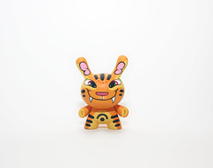 Nico (WuzOne) Tags: wuzone custom dunny diy designertoy collectible cartoon tiger kidrobot munny artoy toy thewuz vinyl vinyltoy geek onsale