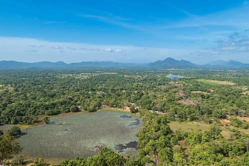 Sigiriya View Sri Lanka