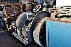 fordson (riccardo nassisi) Tags: auto camion truck abbandonata abandoned abbandonato rust rusty relitto rottame ruggine ruins scrap scrapyard epave urbex decay piacenza cava san nicol