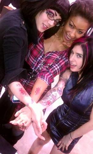 Asphyxia, Joanna Angel & I