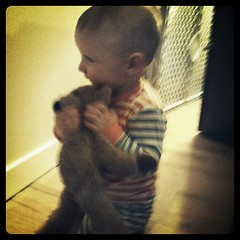 26/365 - A Boy & His Bear