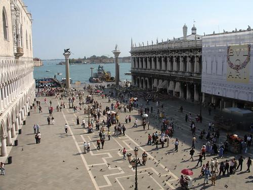 Venecia - Piazza San Marco - 003