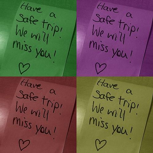 Surprise Notes!