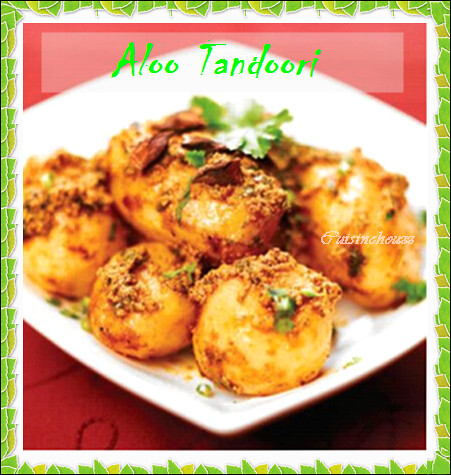 Aloo Tandoori