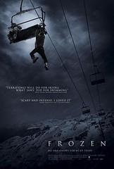 Frozen poster movie