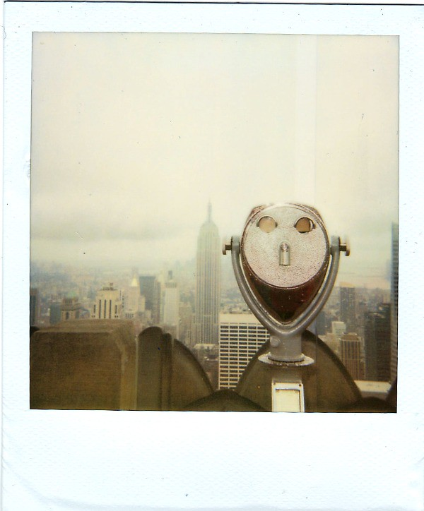 Top of the rock, nyc