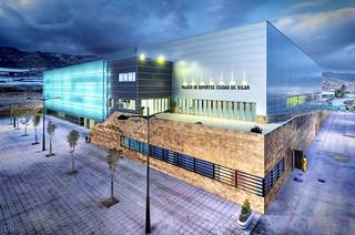 Palacio de deportes Ciudad de Vicar