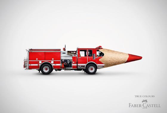 publicidad de Fabercastell