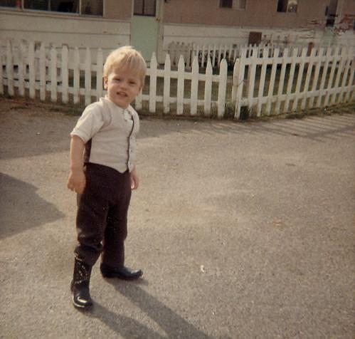 boy cowboy boots