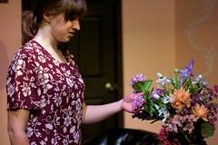 Dead flowers (flatearththeatre) Tags: theater play theatre robots blackbox watertown flatearth rur arsenalcenterforthearts