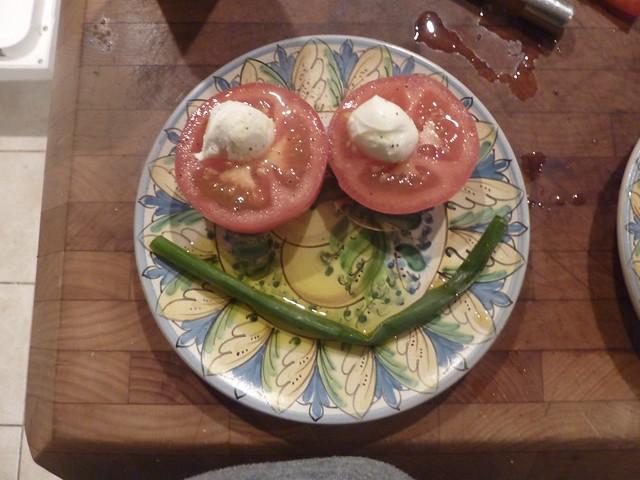 It's the Happy Salad!