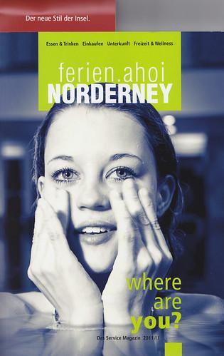 ferien ahoi norderney - mit trash the dress bild von michael stange
