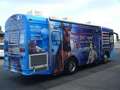 Maricopa Animal Control Bus Wrap