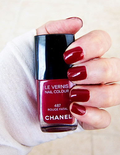Chanel Rouge Fatal