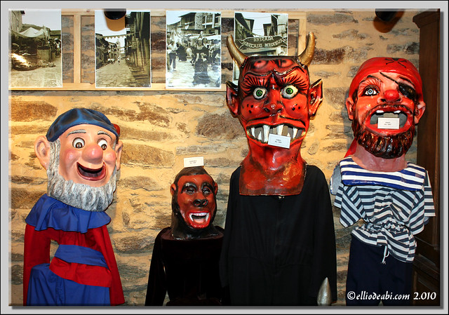 6 Museo de Cabezudos