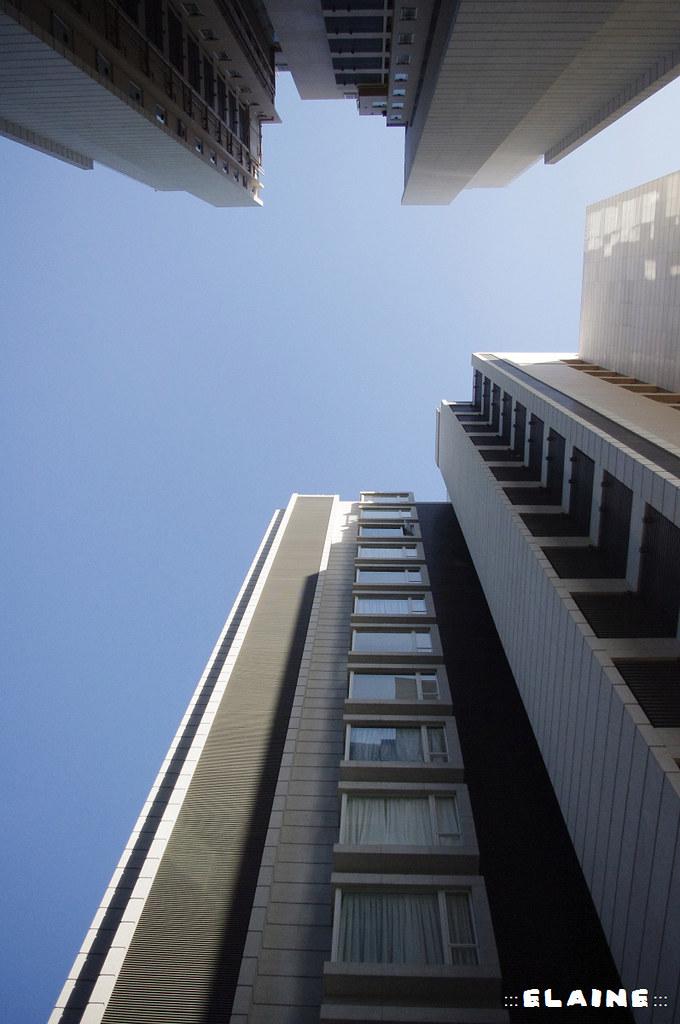 2010 HK Trip_SKY。香港天空,台北人的眼