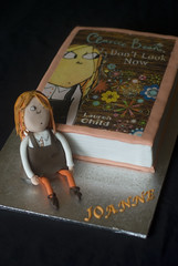 Clarice Bean Book Cake