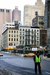 New York City, Lower Manhattan, Church St. by Vincent Desjardins, on Flickr