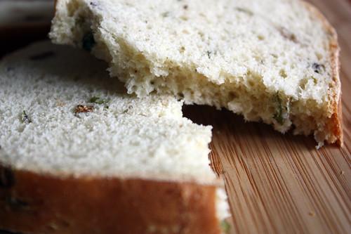 mmm, bread.