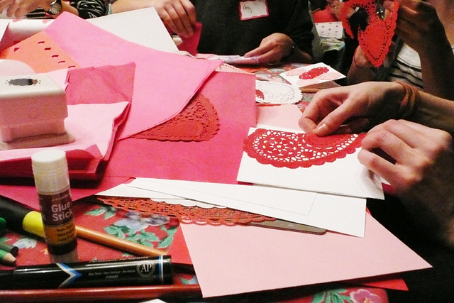 NYPL Crafternoon