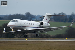 S5-ADE - 20236 - Private - Bombardier BD-100-1A10 Challenger 300 - Luton - 110111 - Steven Gray - IMG_7791