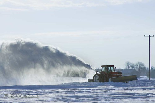Blowing Snow #2