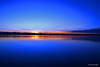 The end of a wonderful day (Renate Dodell) Tags: blue sunset sky cloud sun lake reflection water bayern bavaria see wasser sonnenuntergang himmel wolke bluehour blau sonne spiegelung starnbergersee reflektion newvision abigfave infinestyle mygearandme mygearandmepremium mygearandmebronze mygearandmesilver mygearandmegold dorenawm mygearandmeplatinum peregrino27newvision