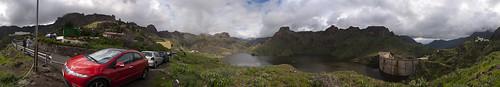 Presa de Soria, Mogán. Isla de Gran Canaria
