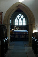 shotteswell chancel arch