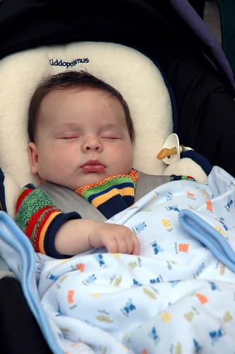 Baby Ezra!