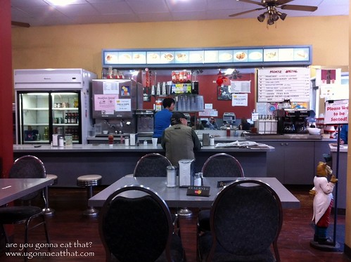 Lido Cafe, Calgary