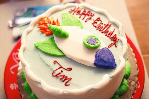 6 | 52: Happy Birthday, Tim