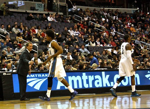 washington wizards, atlanta hawks, nba, february 5th, 2011, truth about it, adam mcginnis, nick young, flip saunders