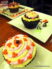 Cupcakes received by NomNom