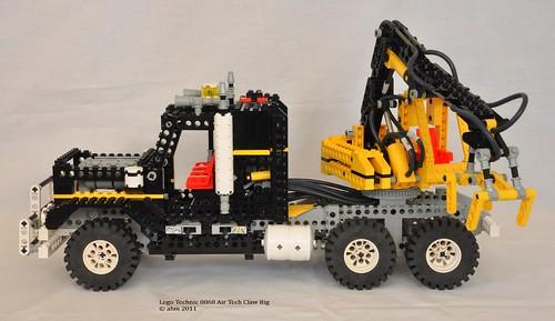 Lego Technic 8868 - Air Tech Claw Rig