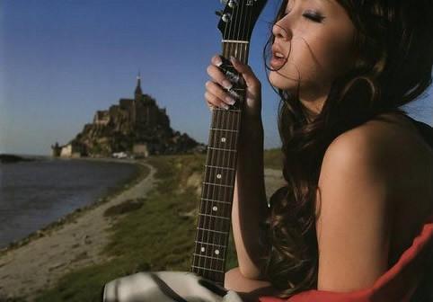 今日のギター女子 No-42