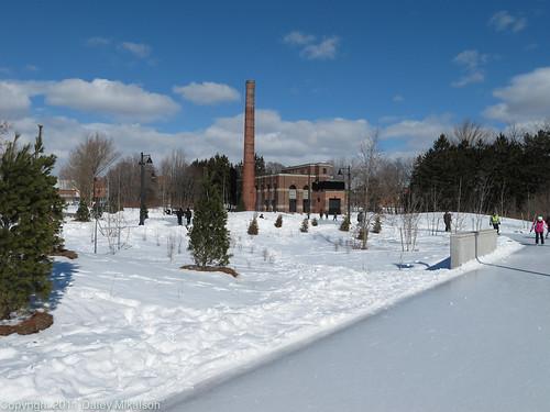 Ice Path scene