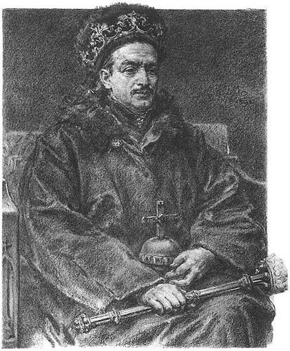 Вялікі князь Літоўскі Казімір Ягелончык