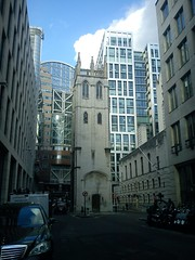 St Albans Tower (adtx1) Tags: street wood city london tower church st albans cheapside oldlondon londonpool londonthesquaremile