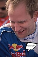 Timo Gtz scarf ( Khaled albakr ~) Tags: eye hail canon nikon rally ii 7d 5d 50 70200  d3   500d  2011  d90    550d d80        450d    d3x    d3000   d3s      d300s d7000