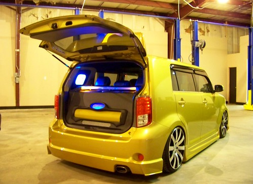 Scion Xb Interior Dimensions. spoiler from Scion-Pro and