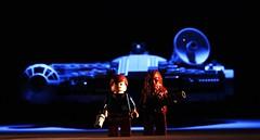 Scoundrels (Blockaderunner) Tags: star lego millennium solo falcon wars han chewbacca