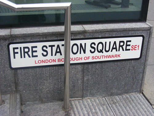 Fire Station Square, SE1