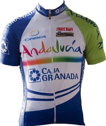 Equipación Andalucía Caja-Granada