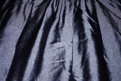 Day 168 - Silver Steal (jsylau) Tags: shadow abstract fashion canon silver photography photo shiny dress sale flash fabric 365 hm cheap day169 project365