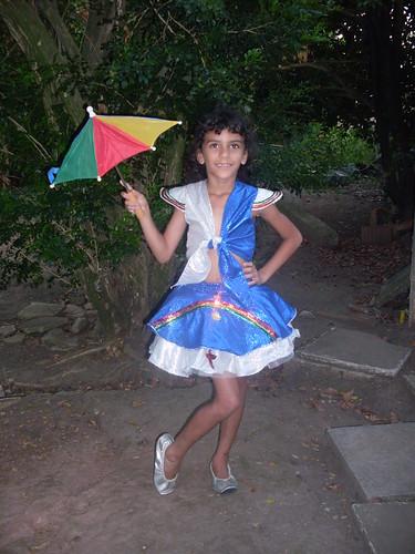 Passista de Frevo - Bandeira de Pernambuco!!!