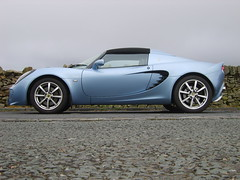 Elise at Carter Bar (ToonTpot) Tags: lotus elise s2 111s
