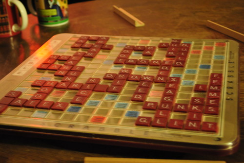 Scrabble With Friends