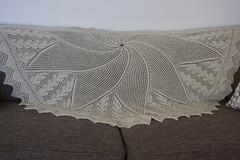 The cap shawl