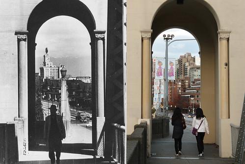 Burrard Bridge and Beyond - 1967/2010